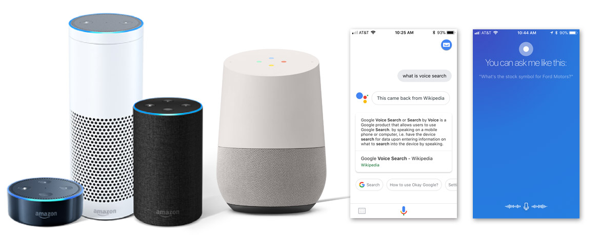 Learn voice search SEO for smart speakers and personal assistants.